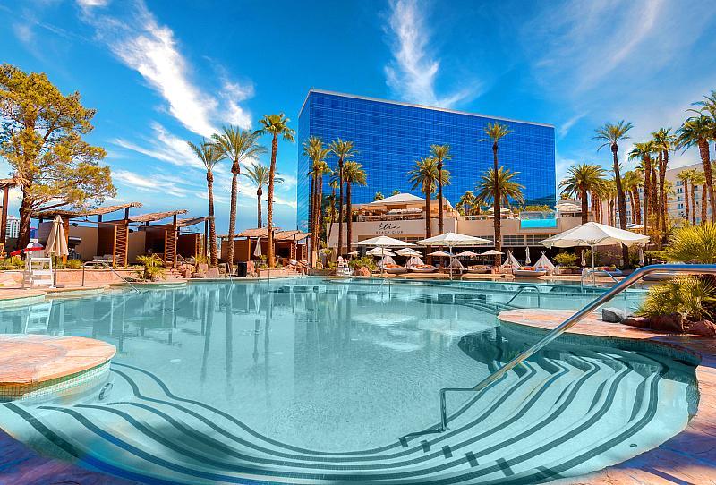 Élia Beach Club at Virgin Hotels Las Vegas Wins Best New Oasis Award for Las Vegas Weekly's Best of Vegas 2021