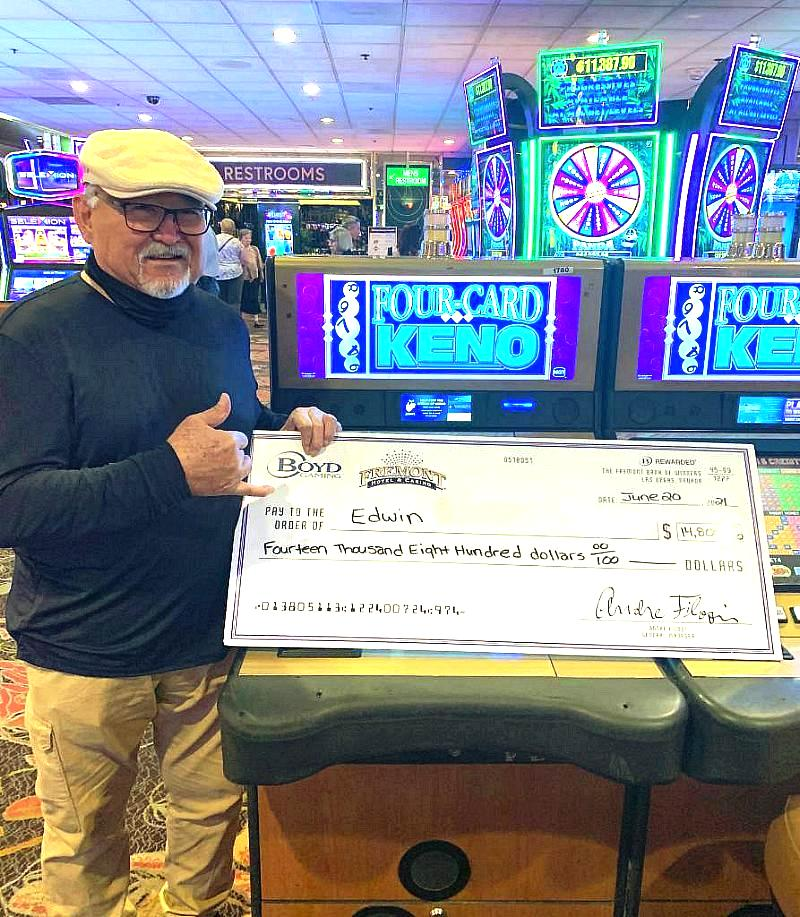 Boyd Gaming Customers Win More Than $31 Million in Jackpots in June