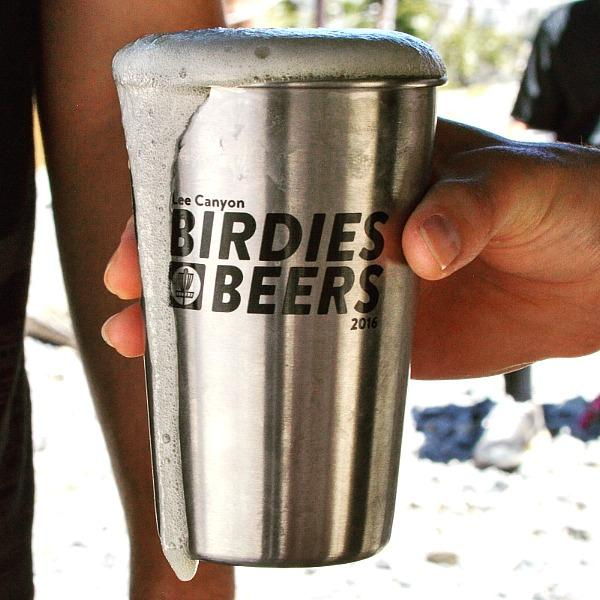Birdies & Beers at Lee Canyon