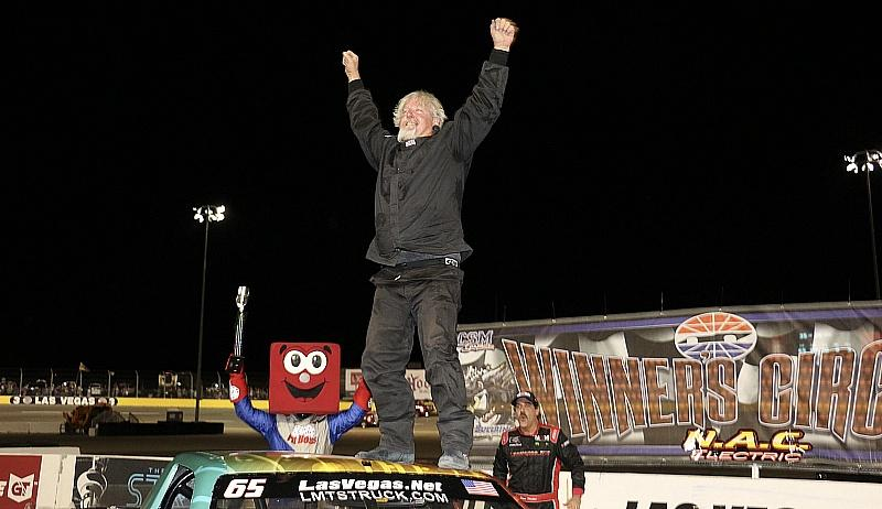 Series Co-manager Wyatt Gets Elusive Night of Fire Victory at the Bullring