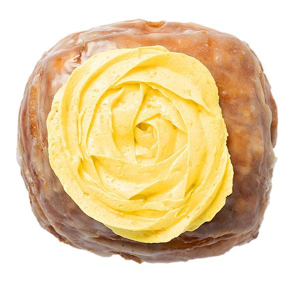 Lemon Face DoughCro