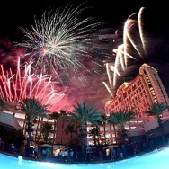Station Casinos Kicked-Off Celebrating 45 Years as the Locals Favorite with a Firework Spectacular at the Place it all Began, Palace Station