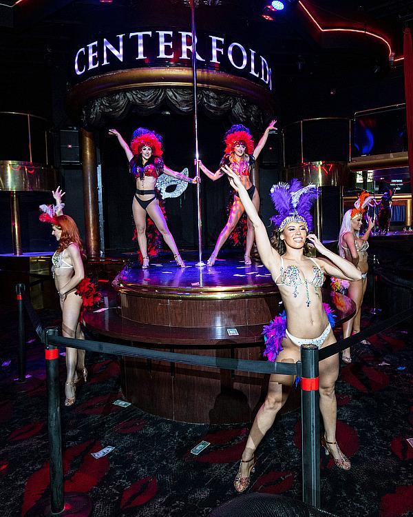 A Touch of Burlesqueat Centerfolds