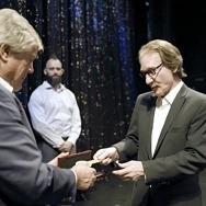 Bill Maher Receives Key to the Las Vegas Strip