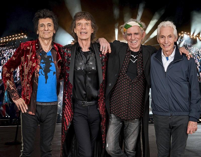 "The Rolling Stones ""No Filter"" Tour Hits Allegiant Stadium in Las Vegas on November 6, 2021"