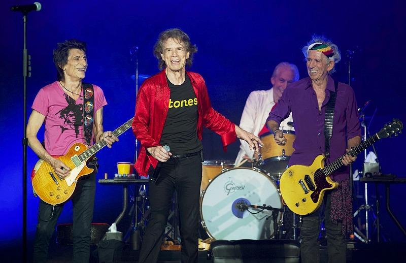 Rolling Stones - Photo Credit J.Rose