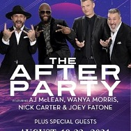Iconic Artists Join Together for the after Party, The Ultimate Las Vegas Experience at the Venetian Resort Las Vegas August 19 – 22, 2021