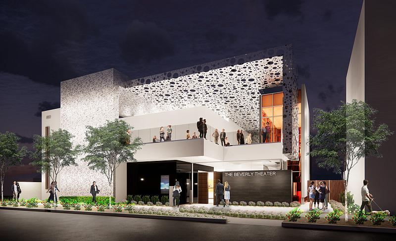 Plans Unveiled for the Beverly Theater Coming to Downtown Las Vegas