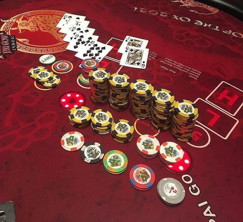 Las Vegas Resident Hits $119,000+ Regional Linked Pai Gow Poker Progressive Jackpot at The Orleans
