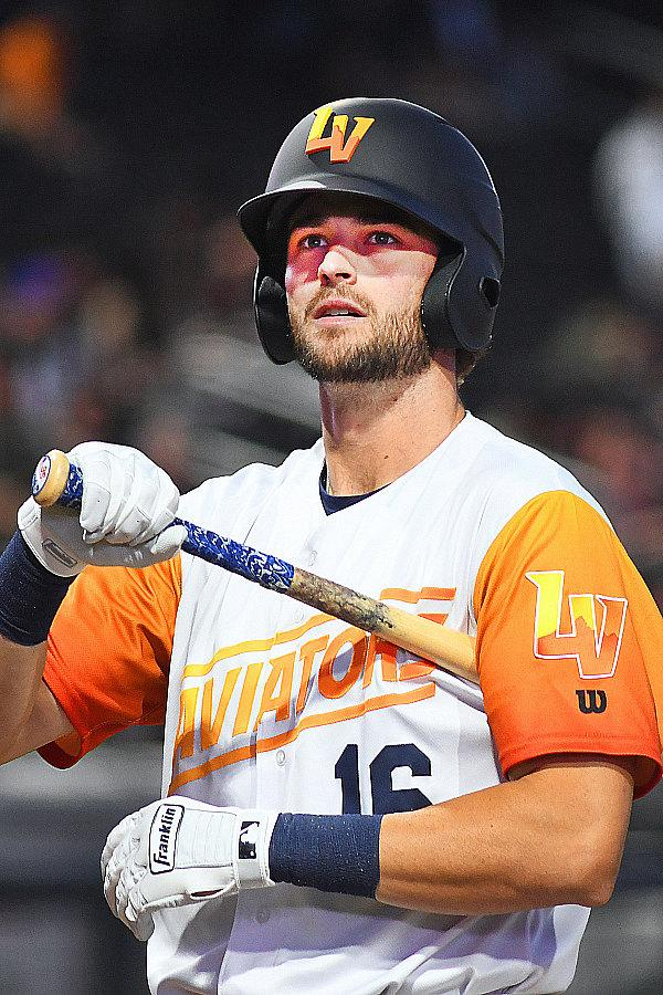 Las Vegas Aviators Outfielder Cody Thomas Named Triple-a West Player of the Week (July 5-11)