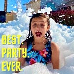 Pandemic-Struck Magician Starts Fresh with Great Success: Foam Parties for Kids!