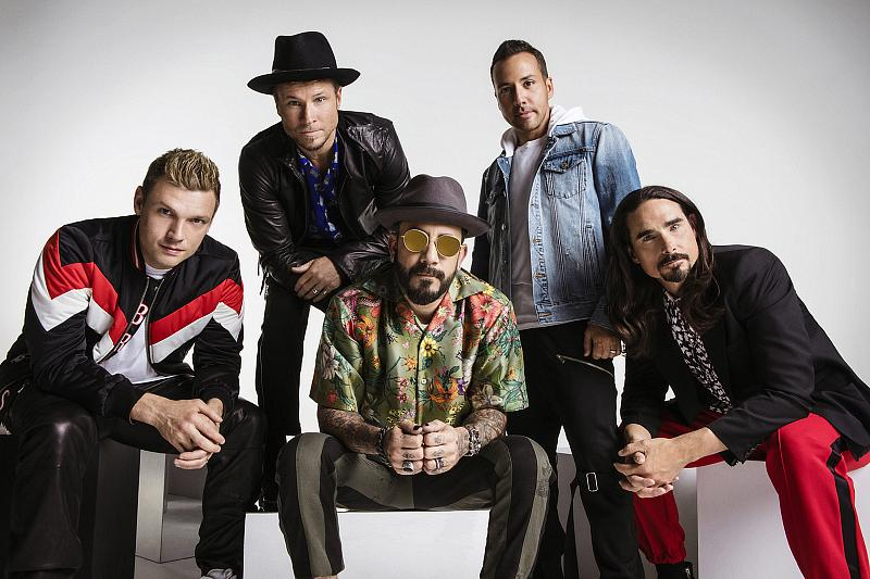 """Backstreet Boys Return to Las Vegas for """"a Very Backstreet Christmas Party"""" - A Series of Holiday Shows at Planet Hollywood Resort & Casino"""