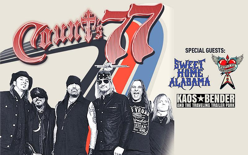 """Count's 77, Fronted by Lead Singer Danny """"Count"""" Koker, Star of History's """"Counting Cars,"""" to Perform at M Resort Spa Casino September 18, 2021"""
