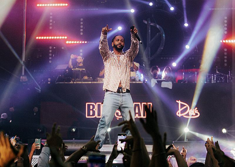 Superstars Juicy J, Big Sean and Nelly Make Their Grand Return to the Drai's LIVE Stage
