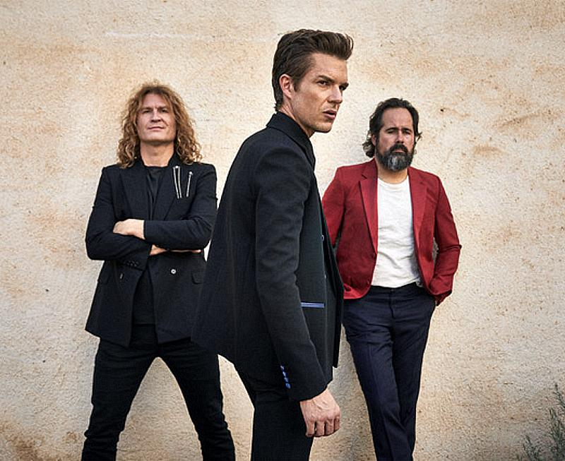 The Killers to Perform at T-Mobile Arena Friday, August 26, 2022