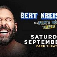 Comedian Bert Kreischer to Bring the Berty Boy Relapse Tour to Park MGM in Las Vegas Saturday, September 25