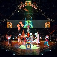 The Beatles Love by Cirque du Soleil Returns to The Mirage Hotel & Casino August 26, 2021