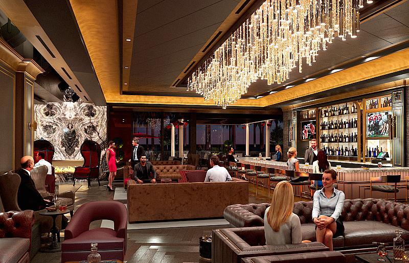 Dynamic Cigar Bar Eight Lounge to Open at Resorts World Las Vegas This Fall