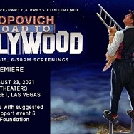 """""""POPOVICH: Road to Hollywood"""" Tonight at Art Houz Theaters"""