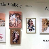 Carnevale Gallery to Donate 25 Percent of September Proceeds to Vegas PBS in Honor of Late Artist Rita Asfour