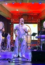 Concertgoers Enjoy Sizzling Afro-Rican Concert by Grammy-Nominated 'Plena Libre' in Downtown Henderson