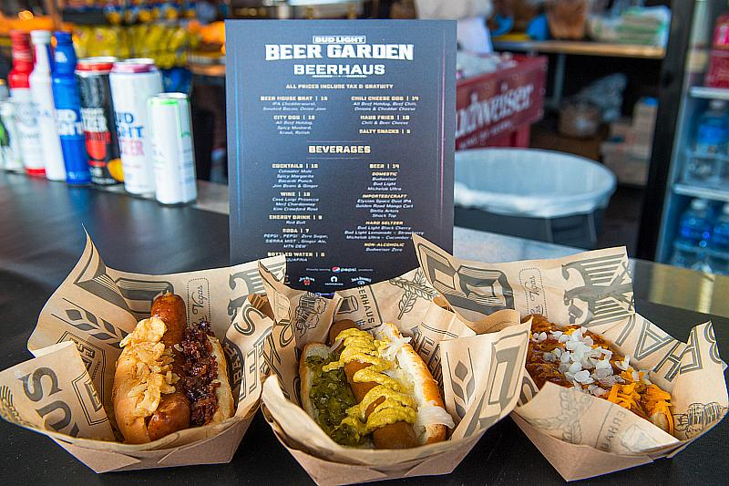 MGM Resorts Launches Ultimate Vegas Football Tailgate with Bud Light Beer Garden