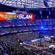 WWE Breaks SummerSlam Indoor Attendance Record at Allegiant Stadium