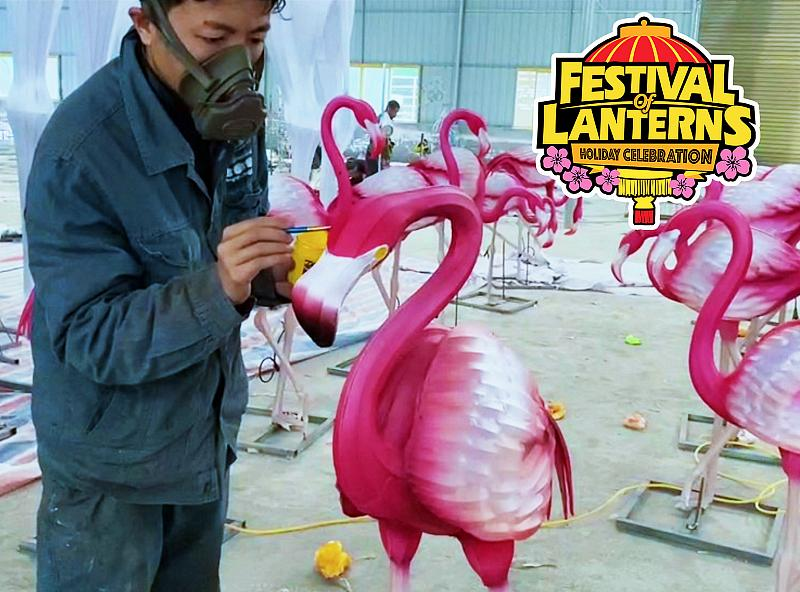 Festival of Lanterns Creations