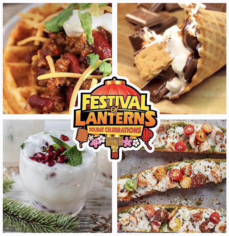Festival of Lanterns Food