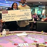 Caesars Rewards Member Hits Jackpot for $124,975 at Harrah's Las Vegas