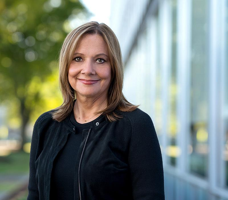 General Motors Chair and CEO Mary Barra to Deliver Opening Keynote at CES 2022