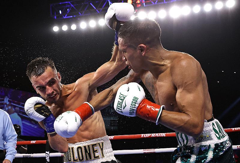 Joshua Franco (R) vs Andrew Moloney