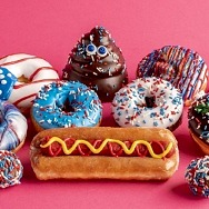 Pinkbox Doughnuts Reveals September Doughnut of the Month Plus Labor Day Lineup