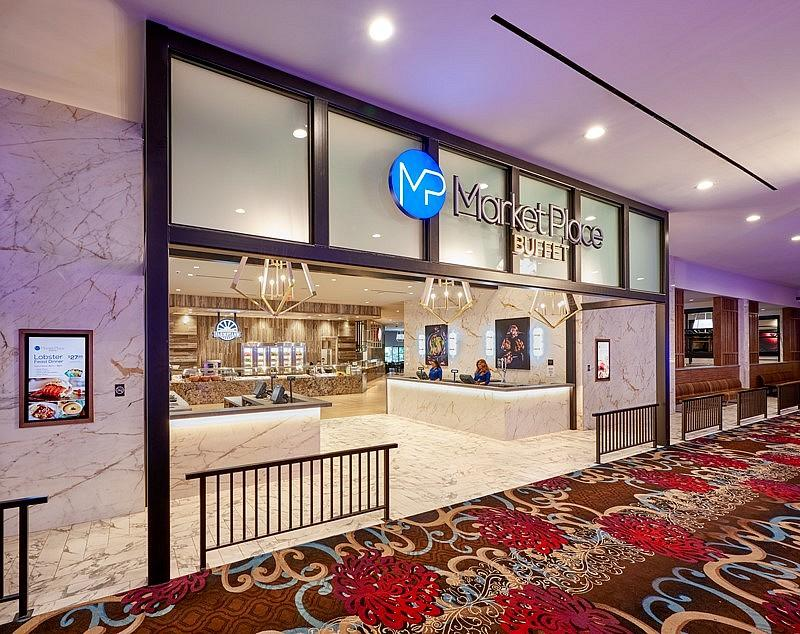 The Only Buffet in Summerlin Is Back! Market Place Buffet at Rampart Casino Set to Reopen Thursday, Aug. 26