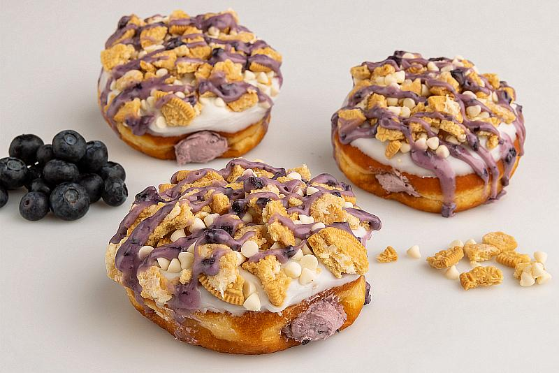 Doughnut of the Month – Mr. Blueberry