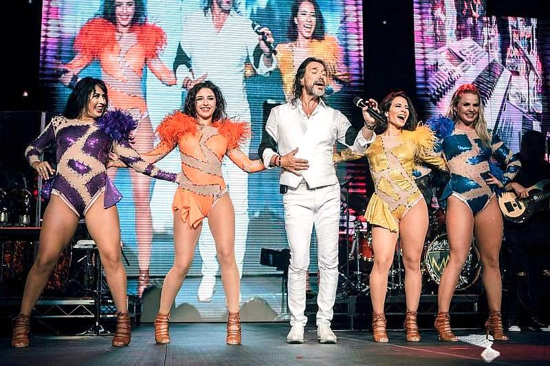 Live Nation Las Vegas to Take Over the Las Vegas Strip in Celebration of Mexican Independence Weekend with Latin Music's Top Superstars
