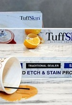 TuffSkin Surface Protection Showcases Latest Stone Laminate Sealer, Longer Useful Life, and Warranty at HD Expo + Conference