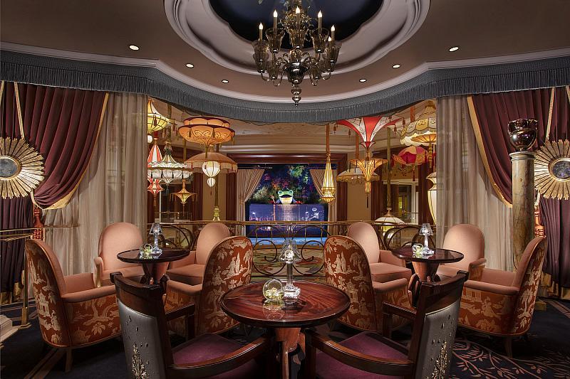 Overlook Lounge Debuts at Wynn Las Vegas