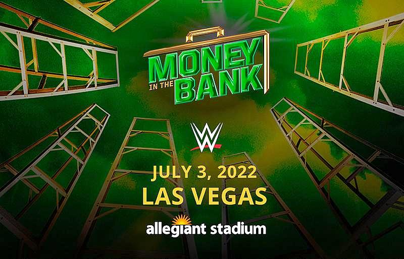 Allegiant Stadium to Host Money in the Bank July 4th Weekend 2022