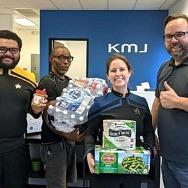 KMJ Web Design Sponsors Drive to Support Las Vegas Rescue Mission