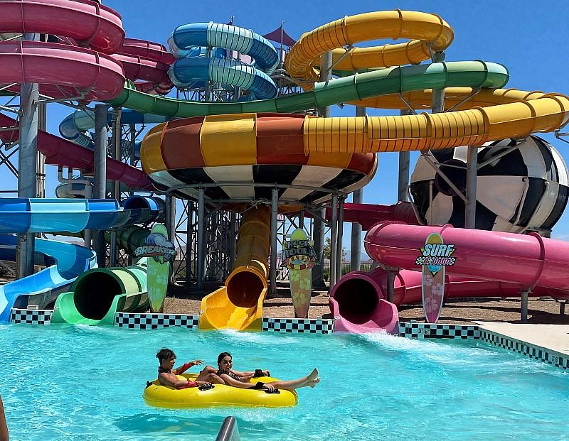 Siblings Separated in Foster Care Enjoy End of Summer Fun at Cowabunga Bay