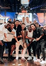 Soccer Champions, Team USA, Celebrate Gold Cup Win at Drai's Nightclub