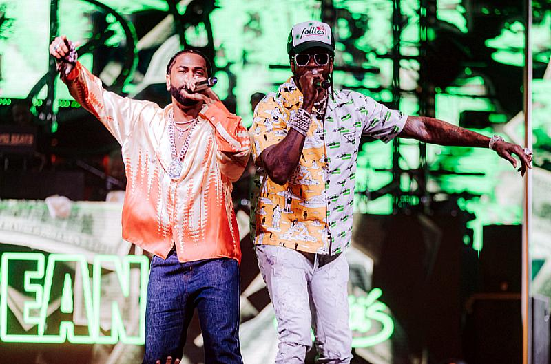 2 Chainz and Big Sean Light up Las Vegas with Unforgettable Performances at Drai's Nightclub
