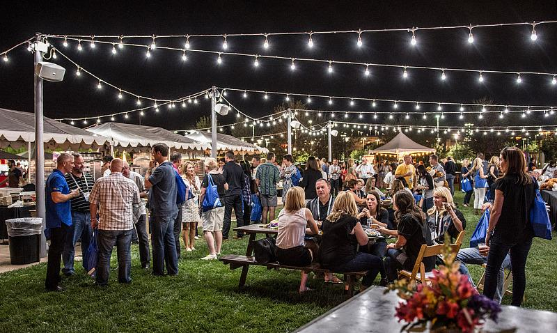 VIP ticket holders to experience high-end catering from Cut and Taste and cocktails by Events With A Twist