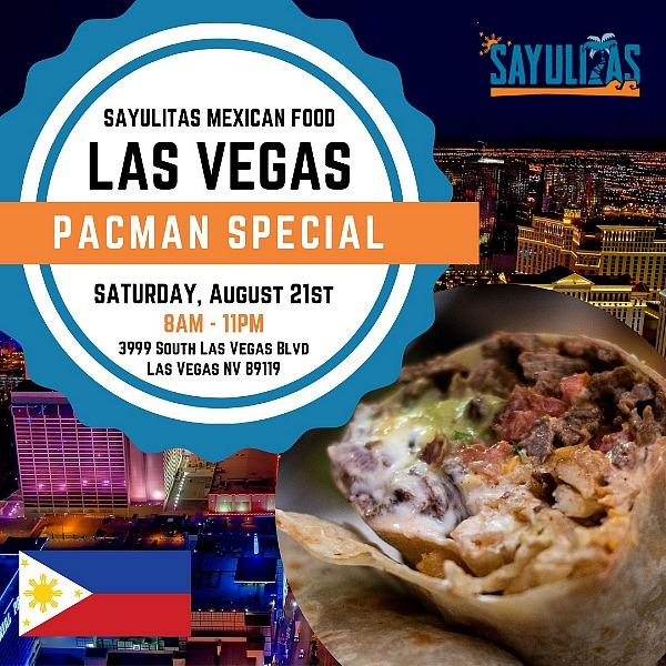 Soft Opening of Sayulitas Mexican Restaurant on Strip, Friday, Aug. 20