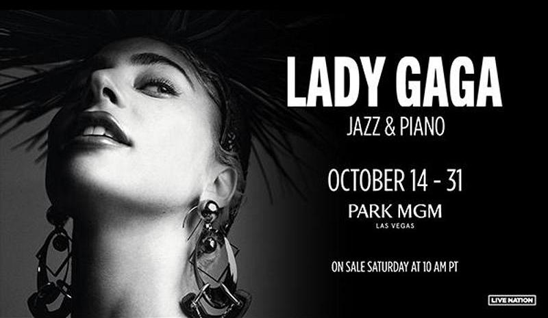Lady Gaga Returns to Park MGM for Nine Performances