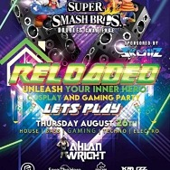 Reloaded Let's Play: Unleash Your Inner Hero Cosplay & Gaming Party