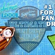 Sapphire Pool & Day Club Hosts Vegas' Sexiest Fantasy Football Draft Parties