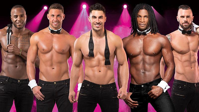 The Men of Chippendales are Back to Please, Tease and Party In Las Vegas When They Return Home to Rio All-Suite Hotel & Casino Labor Day Weekend