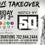 Sugar Factory American Brasserie Las Vegas Opens at the Harmon Corner Retail Center September 1
